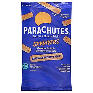 Parachutes Brazilian Artisan Cheese Sticks, 14.1 oz