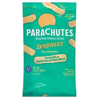 Parachutes Parmesan& Brazilian Artisan Cheese Sticks, 14.1 oz