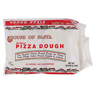 House Of Pasta Organic Pizza Dough, 16 oz