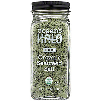 Ocean's Halo Original Organic Seaweed Salt, 4.5 oz