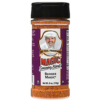 Magic Seasoning Blends Burger Magic, 6 oz
