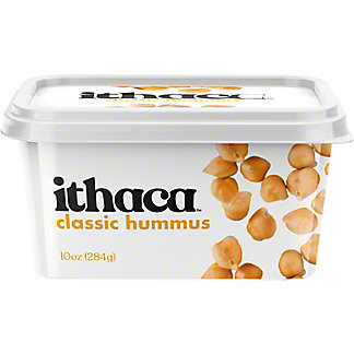 Ithaca Cold-Crafted Classic Hummus, 10 oz
