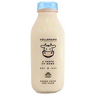 Volleman's Family Farm 2% White Milk, 32 fl oz