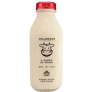 Volleman's Family Farm Whole Milk, 32 fl oz