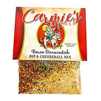 Carmie's Kitchen Bacon Horseradish Dip Mix, 1.1 oz