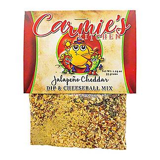 Carmie's Kitchen Jalapeno Cheddar Dip Mix, 1.2 oz