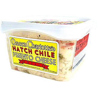 Queen Charlotte's Hatch Chile Pimento Cheese, 10 oz