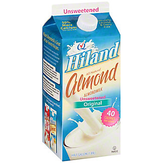Hiland Original Almond Milk, 64 fl oz