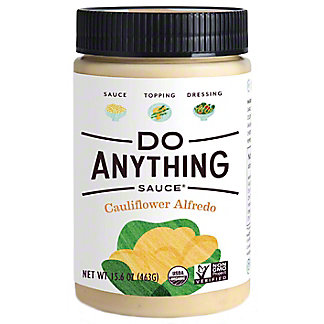 Do Anything Sauce Cauliflower Alfredo, 15.6 oz