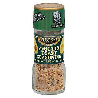 Alessi Avocado Toast Seasoning, 1.83 oz
