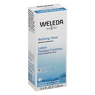 Weleda Refining Facial Toner, 3.4 oz
