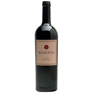 Massetino Red Toscana, 750 ml