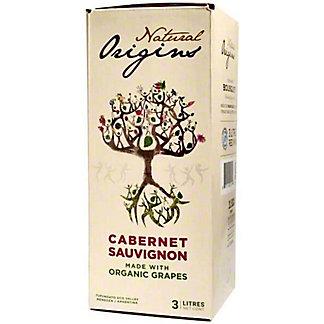 Natural Origins Cabernet Sauvignon, 3 L