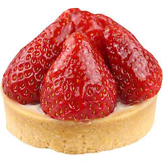 Central Market Strawberry Tartlet, 4.1 oz