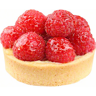 Central Market Raspberry Tartlet, ea