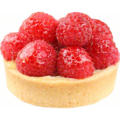 Central Market Raspberry Tartlet, 4.1 oz