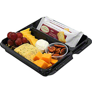Central Market American Cheese Tray, ea