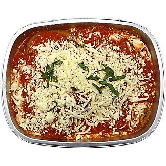Central Market Eggplant Parmesan Casserole, Serves 6-9
