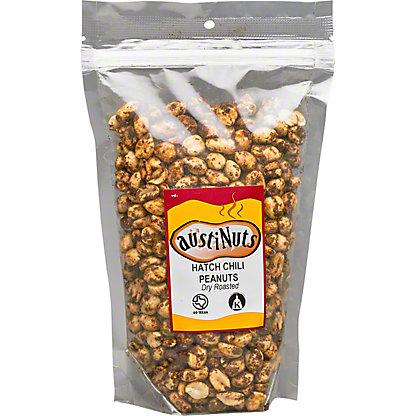 Austinuts Hatch Chili Blanched Peanuts, 12 oz