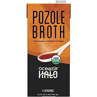 Ocean's Halo Pozole Broth, 32 oz