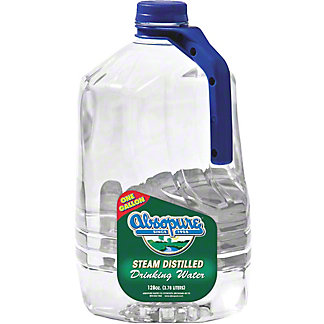 Absopure Distilled Water, 1 gal
