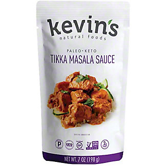 Kevin's Tikka Masala Sauce, 7 oz