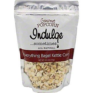 Indulge Everything Bagel Kettle Popcorn, 3.5 oz