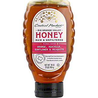 Central Market Rio Grande Valley Honey, 16 oz