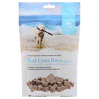 Caledon Farms Beef Liver Bites, 5.3 oz