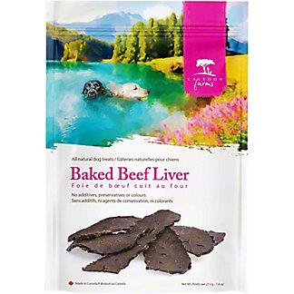Caledon Farms Baked Beef Liver, 7.5 oz