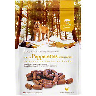 Caledon Farms Pocket Pepperettes With Chicken, 7.1 oz