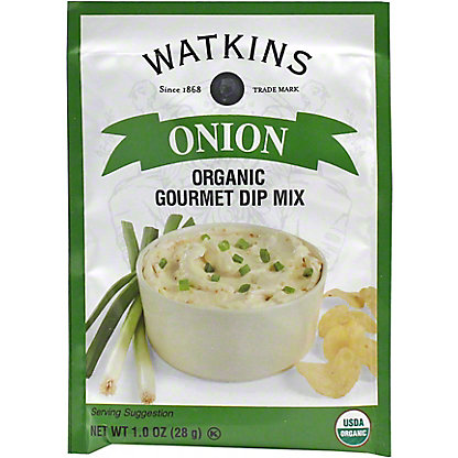 Watkins Onion Organic Gourmet Dip Mix, 1 oz