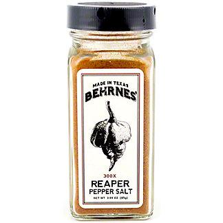 Behrne's Reaper Pepper Salt, 3 oz