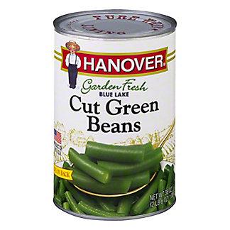 Hanover Blue Lake Cut Green Beans, 38 oz
