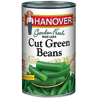 Hanover Blue Lake Cut Green Beans, 24.5 oz