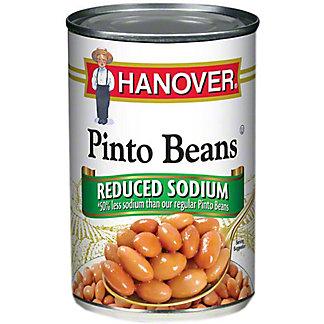 Hanover Low Sodium Pinto Beans, 15.5 oz