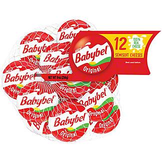 Baby Bel Mini Original Cheese, 12 ct