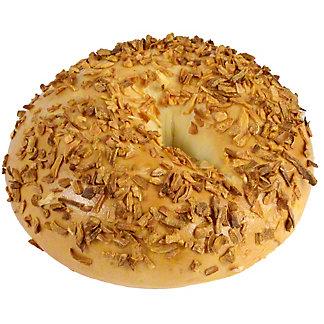 Central Market Boiled Bagel Onion, ea