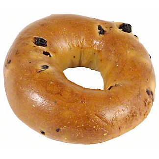 Central Market Boiled Bagel Blueberry, ea