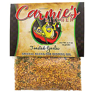 Carmie's Kitchen Toasted Garlic Special Blend For Dipping Oil, .07 oz