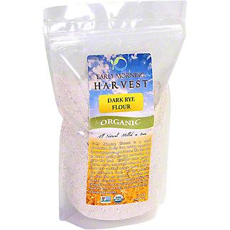 Early Morning Harvest Organic Dark Rye Flour, 3.75 lb