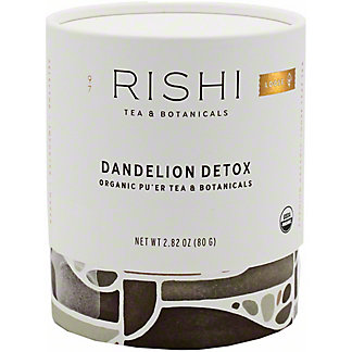 Rishi Dandelion Detox Loose Leaf Tea, 2.82 oz
