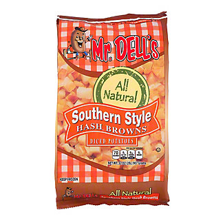 Mr.Dell's Southern Style Hash Browns, 32 oz