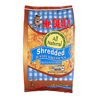 Mr. Dell's Shredded Hashbrowns, 30 oz