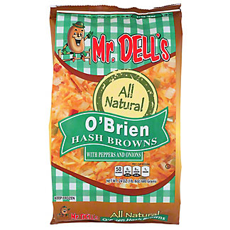 Mr. Dell's O'Brien Hash Browns, 24 oz