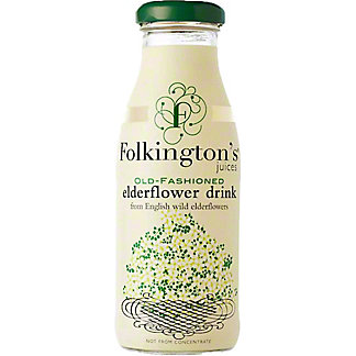 Folkington's Old Fashioned Elderflower Drink, 250 ml