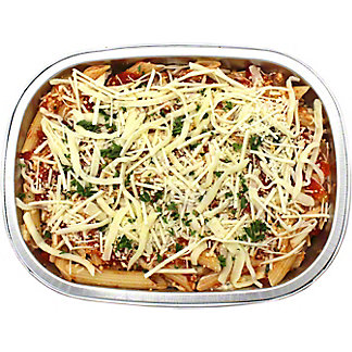 Central Market Small Four Cheese Baked Ziti, Serves 2
