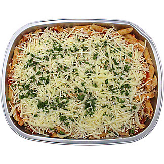 Central Market Four Cheese Baked Ziti Casserole, Serves 4-6