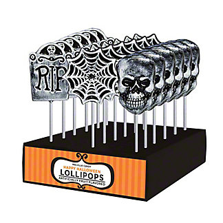 Melville Frosted Halloween Pops, ea