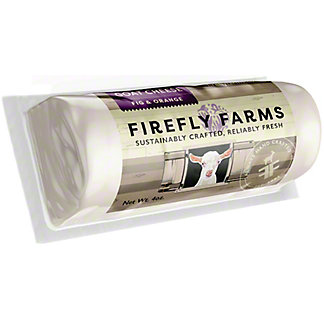 Firefly Farms Fig & Orange Goat Cheese, 4 oz